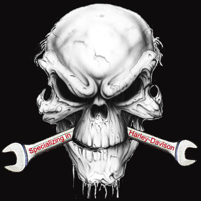 Bent Wrench Skull