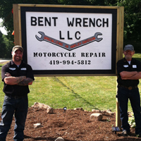 Jeremy Burkepile and Ed Roberts of Bent Wrench L.L.C., 2012